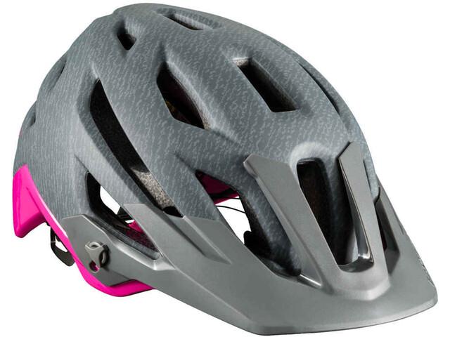 Bontrager Rally MIPS CE Helmet Damen grey/pink